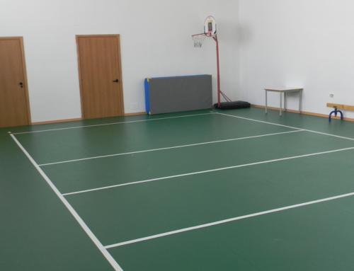 Palestra Scuola San Giovanni Bosco – Marconia (Matera)